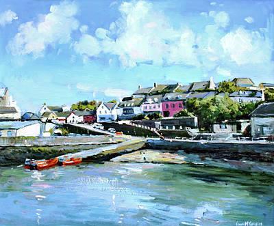 Baltimore Harbour County Cork Original by Conor McGuire