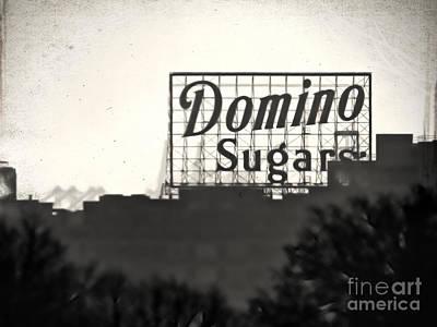 Photograph - Baltimore Landmark - Domino Sugar by Kerri Farley