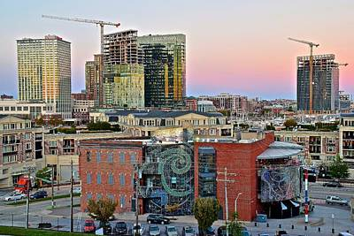Significance Photograph - Baltimore On The Rise by Frozen in Time Fine Art Photography