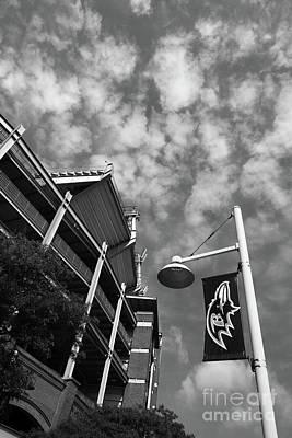 Baltimore Ravens National Football League Stadium Art Print