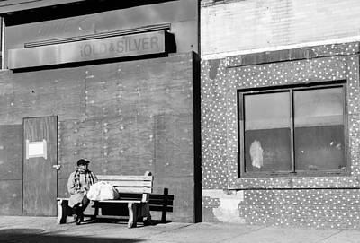 Door Photograph - Baltimore by Steven Richman