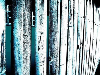 Bamboo Fence Original