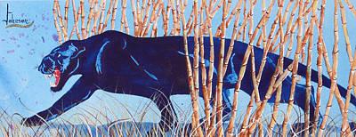 Bamboo Panther Original