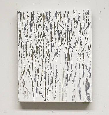 Bossa Nova Painting - Bamboo Shadow by Anol Wong