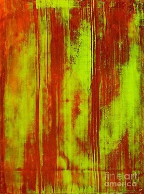 Bamboo Spy  1 Art Print by Teo Santa