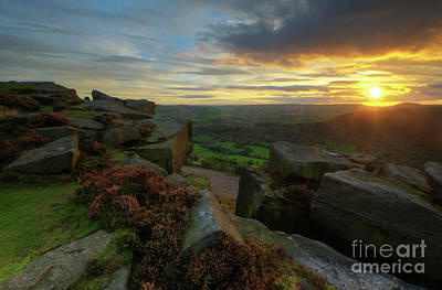 Photograph - Bamford Edge 1.0 by Yhun Suarez
