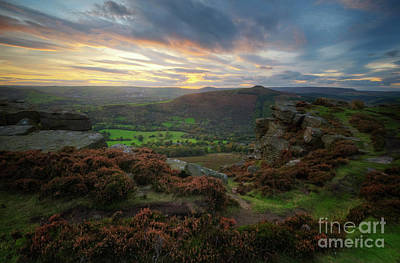 Photograph - Bamford Edge 2.0 by Yhun Suarez