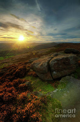 Photograph - Bamford Edge 4.0 by Yhun Suarez