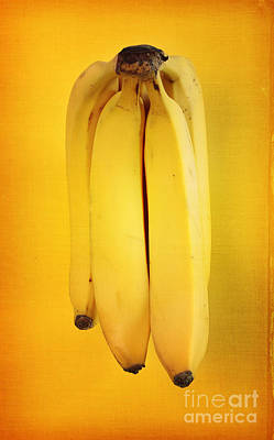 Bananas Art Print by Andreas Berheide