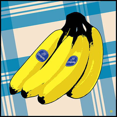 Painting - Bananas by Gary Grayson