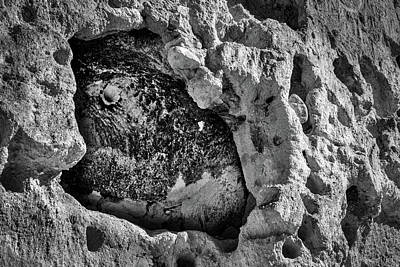 Photograph - Bandelier Cave Room by Stuart Litoff