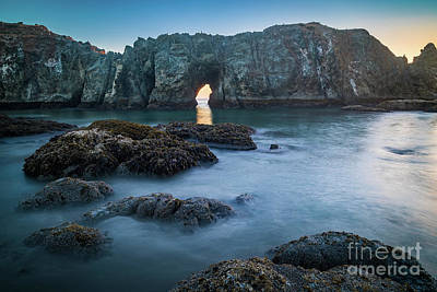 Photograph - Bandon Arch by Inge Johnsson