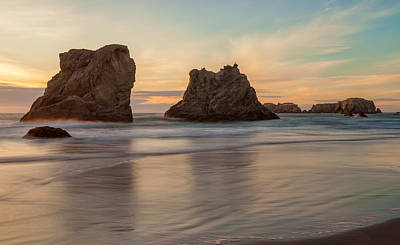 Photograph - Bandon Beach by Jonathan Nguyen