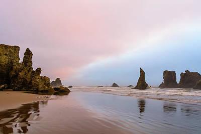 Photograph - Bandon Beach by Keith Boone
