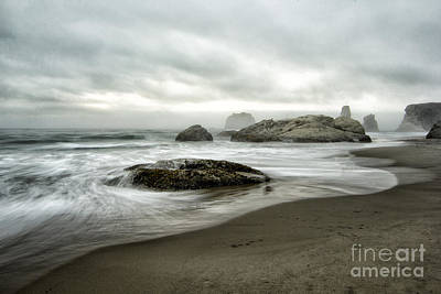 Photograph - Bandon Beach by Sonya Lang