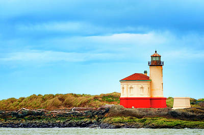 Photograph - Bandon Light by Dee Browning