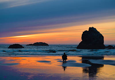 Photograph - Bandon Sunset Photographer by Michele Avanti