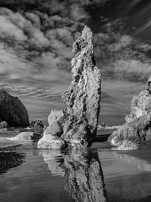 Photograph - Bandon Thin Spire by Greg Nyquist