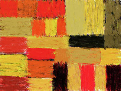 Painting - Bands30-154 by Roberto Perez
