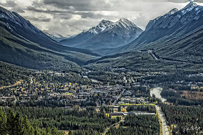 Banff Alberta Original