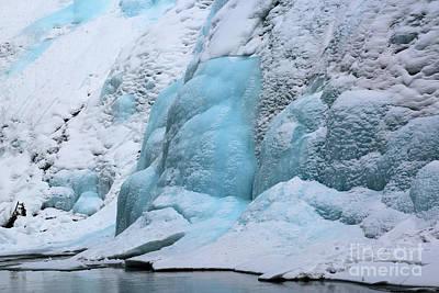 Photograph - Banff Blue Brilliance by Adam Jewell