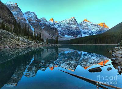 Photograph - Banff Morning Glory by Adam Jewell