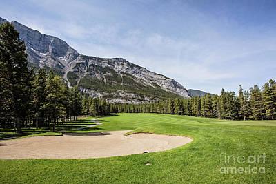 Photograph - Banff Springs No 6 by Scott Pellegrin
