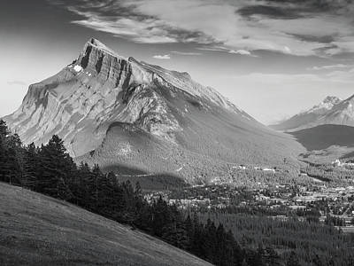 Photograph - Banff Valley by Mark Mille