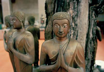 Photograph - Bangkok Buddha by Shaun Higson