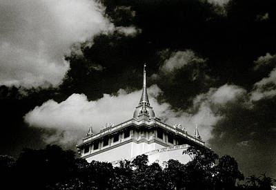 Photograph - Bangkok Eternity by Shaun Higson