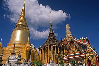Photograph - Bangkok by Michele Burgess