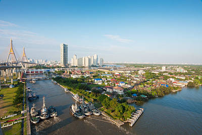 Bangkok Senic Original by Atiketta Sangasaeng