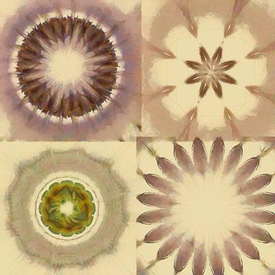 Bangles Proportion Flowers  Id 16165-105758-18940 Art Print