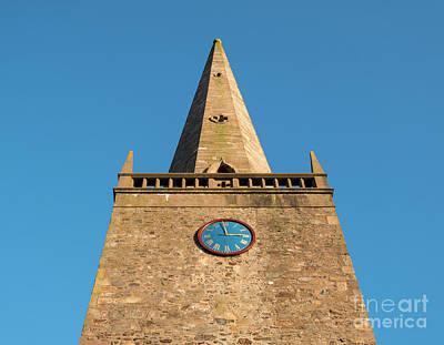 Photograph - Bangor Abbey by Jim Orr
