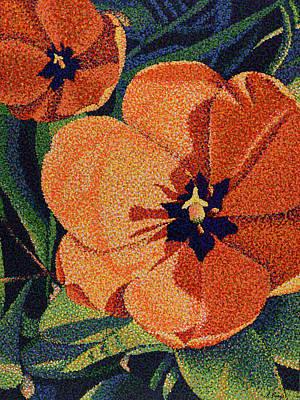 Bangs Flower Original