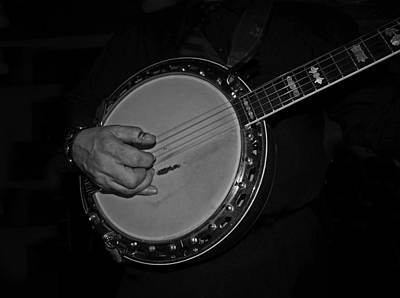 Photograph - Banjo by David Pantuso