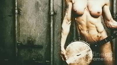 Photograph - Banjo Heat  by Jacob Smith