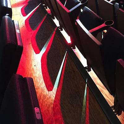 University Photograph - Bank United Center Chairs #miami by Juan Silva