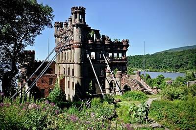 Photograph - Bannerman Castle Ruins by Cornelia DeDona