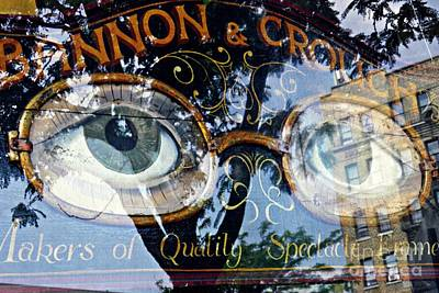 Display Window Photograph - Bannon And Crouch    by Sarah Loft