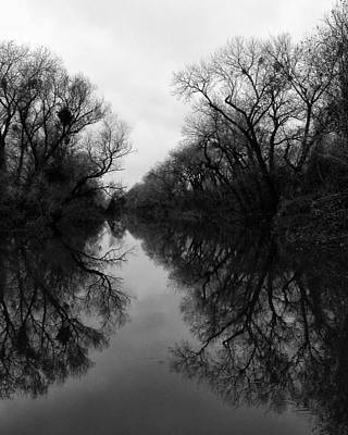 Photograph - Bannon Slough by Ann Tracy
