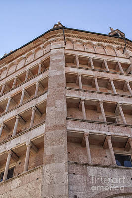 Photograph - Baptistery In Parma by Patricia Hofmeester