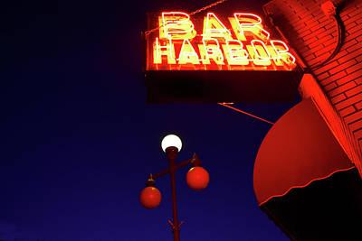 Photograph - Bar Harbor by Diane Lent