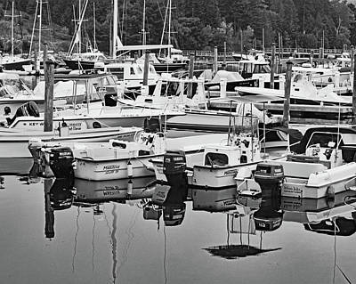 Photograph - Bar Harbor, Maine No. 3-1 by Sandy Taylor