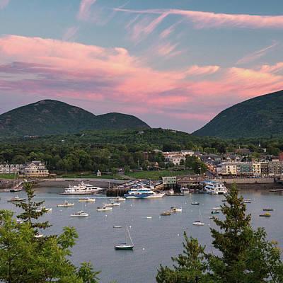 Photograph - Bar Island View by Darylann Leonard Photography