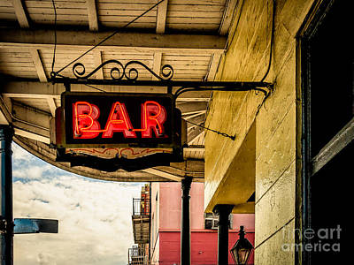 Photograph - Bar-nola by Kathleen K Parker