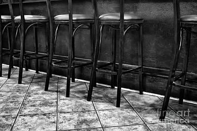 Photograph - Bar by Patrick M Lynch