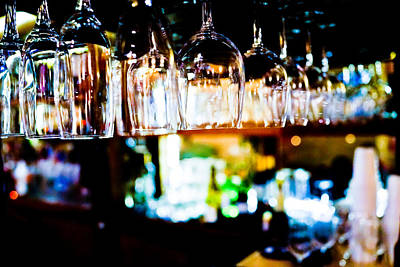 Photograph - Bar Scene 4 by Ben Graham