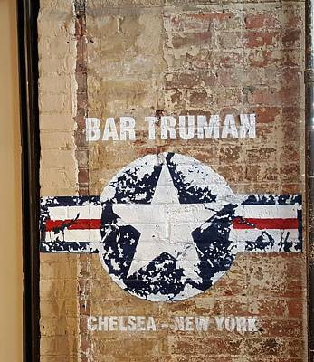Photograph - Bar Truman by Rob Hans