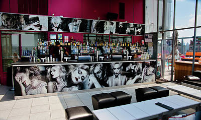 Photograph - Bar View by Johnny Sandaire